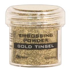 Ranger - Specialty 1 Embossing Powder - Gold Tinsel